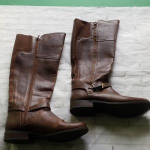 GUESS BY GUESS BOOTS FOR WOMEN''S SIZE  9M